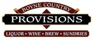 Boyne country provisions logo